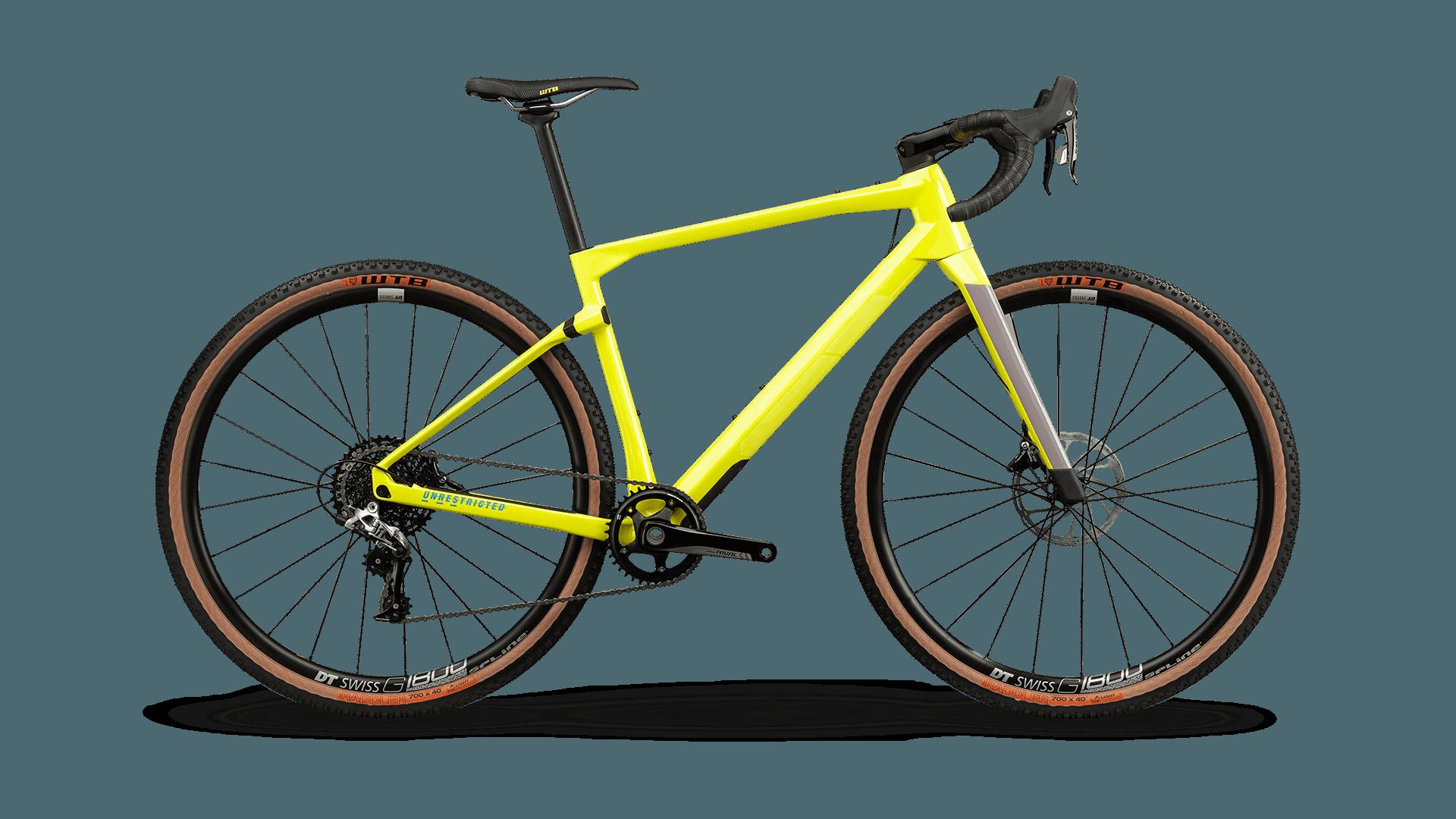 BMC's URS Gravel Bike